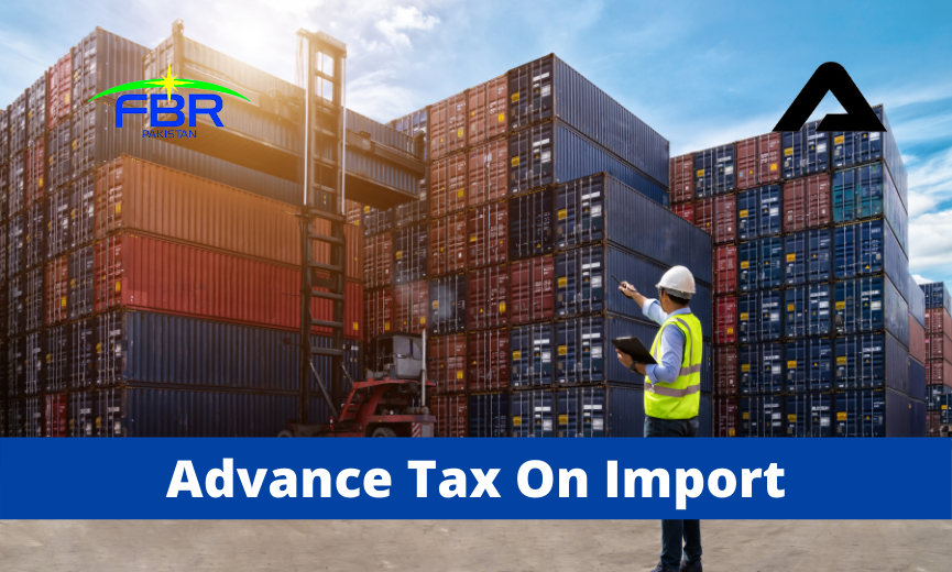 You are currently viewing Withholding tax on import of goods