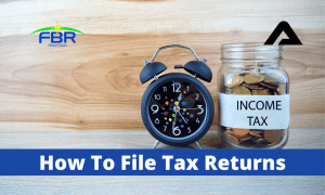 Read more about the article How To File Income Tax Return In Pakistan