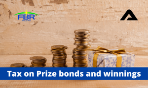 Read more about the article Advance tax on Prize bonds and winnings